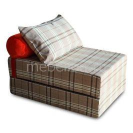 Кресло-кровать Dreambag PuzzleBag Шотландия L