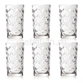 Набор высоких стаканов RCR italiana Лаурус 305-158