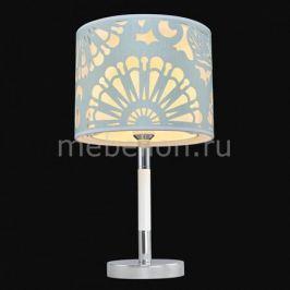 Настольная лампа декоративная Максисвет 6501 5-6501-1-CR+WH E27