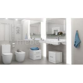 Набор для ванной Акватон Акватон Отель 100 белый