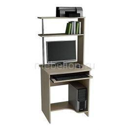 Стол компьютерный Витра Фортуна 25 дуб кобург