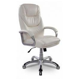 Кресло для руководителя Бюрократ T-9905S/WHITE