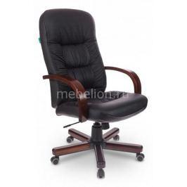 Кресло для руководителя Бюрократ T-9908/WALNUT
