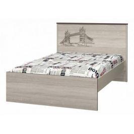 Кровать Интеди Хэппи 3 ИД 01.254