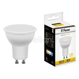 Лампа светодиодная Feron LB-560 GU10 9Вт 220В 2700 K 25842