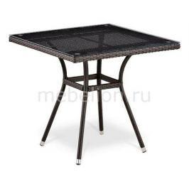 Стол обеденный Afina T283BNT-W2390-80x80 Brown
