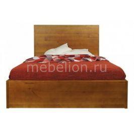 Кровать полутораспальная Этажерка Gouache Birch