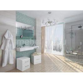 Набор для ванной Акватон Акватон Отель 127 белый