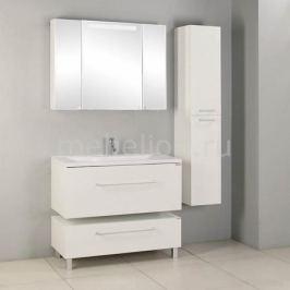 Гарнитур для ванной Акватон Акватон Мадрид 100М белый