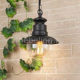 Подвесной светильник Elektrostandard Talli H GL 3002H черный