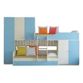 Кровать двухъярусная РВ Мебель Лео