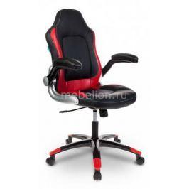Кресло игровое Бюрократ VIKING-1/BL+RED