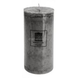 Свеча декоративная ОГОГО Обстановочка (18 cм) Marble 320449