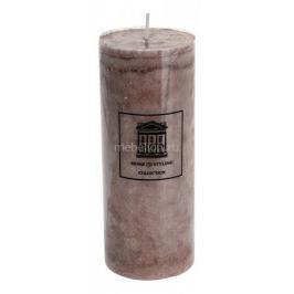 Свеча декоративная ОГОГО Обстановочка (17 cм) Marble 320505
