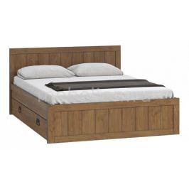 Кровать полутораспальная WoodCraft №3 Эссен