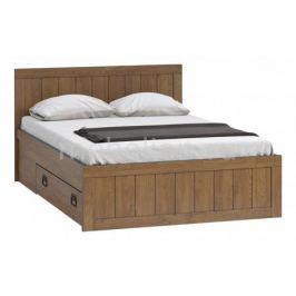 Кровать полутораспальная WoodCraft №4 Эссен