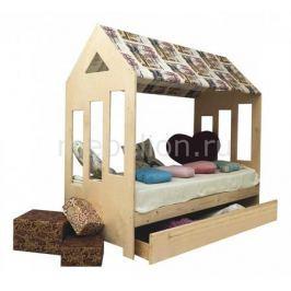 Кровать Green Mebel Хоббит