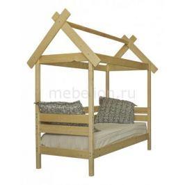 Кровать Green Mebel Избушка