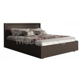 Кровать двуспальная Sonum с матрасом и подъемным механизмом Bergamo 160-190