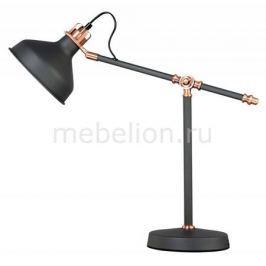 Настольная лампа офисная Максисвет 4665 5-4665-1-BK+RC E27