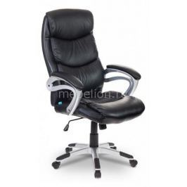 Кресло для руководителя Бюрократ CH-S840/BLACK