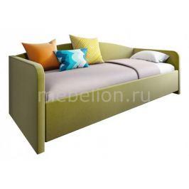 Кровать односпальная Sonum с матрасом и подъемным механизмом Uno 90-190