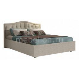 Кровать двуспальная Sonum с матрасом и подъемным механизмом Ancona 180-200