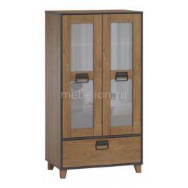 Шкаф-витрина WoodCraft Эссен