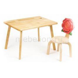 Набор для детской Polli Tolli - Крошка Цветочек Розочка