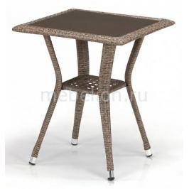 Стол обеденный Afina T25-W56-50x50 Light brown