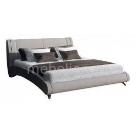 Кровать двуспальная Sonum с матрасом и подъемным механизмом Rimini 160-200