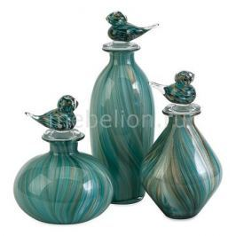 Бутылка декоративная Home-Philosophy Набор из 3-х бутылок декоративных Marnie 63100-3
