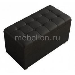 Банкетка-сундук Sonum Black 80-40-4