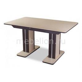 Стол обеденный Домотека Альфа ПР-2 с камнем