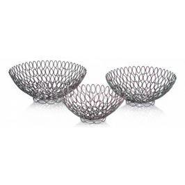 Чаша декоративная Home-Philosophy Набор из 3 чаш декоративных Brasho 565005