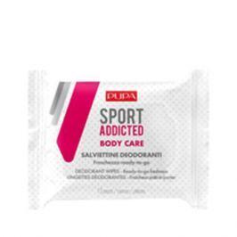 Влажные салфетки Pupa Sport Addicted Deodorant Wipes (Вес 20.00)