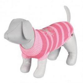 TRIXIE Пуловер Trixie Richmond для собак XS 30 см розовый