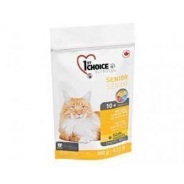 1st Choice 1st Choice Mature or Less Active для кошек с цыпленком - 350 гр