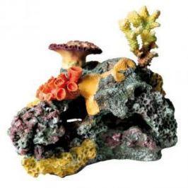 TRIXIE Грот Trixie для аквариума коралловый риф 32 см пластиковый