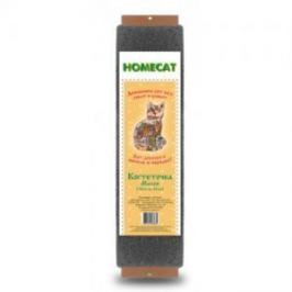 HOMECAT Хоумкэт когтеточка с кошачьей мятой малая 58х10 см