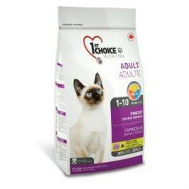 1st Choice 1st Choice Finicky для кошек с цыпленком - 5.44 кг