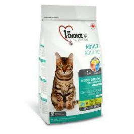 1st Choice 1st Choice Контроль Веса для кастрированных и стерилизованных кошек - 5.44 кг