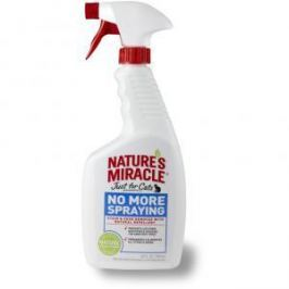 8 in 1 8in1 средство-антигадин для кошек NM JFC No More Spraying спрей 710 мл