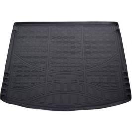 Коврик багажника (полиуретановый), чёрный (HB) Norplast NPA00-T55-052 для Mazda 3 2013-2017