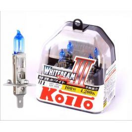 Лампы H1 KOITO Whitebeam III (P0751W) для Citroen C4 Седан 2013 - 2016