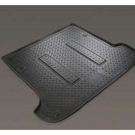 Коврик багажника (полиуретан), чёрный (SD) Norplast NPL-P-31-35 для Hyundai Solaris 2011-