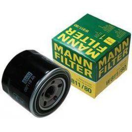 Фильтр масляный MANN W81180 для JAC S5 2013 -