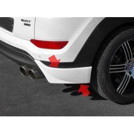 Задние угловые спойлеры для Hyundai Tucson (2015- по н.в. )