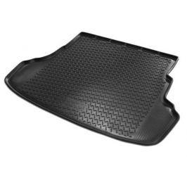 Коврик багажника (полиуретан), чёрный (без полки) Rival 16007002 для LADA X Ray-
