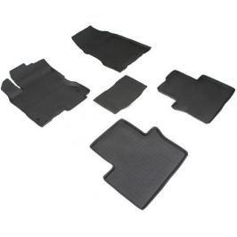 Коврики салона резиновые с высоким бортиком (органайзер) Seintex 87570 для LADA X Ray-